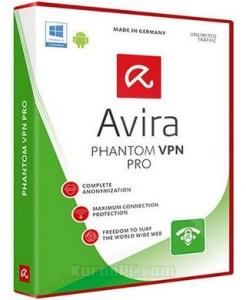 Avira Phantom VPN Crack Full Version