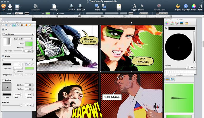 Comic-Life- Serial Key Free-Download