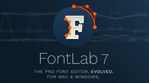 FontLab Crack Free Download