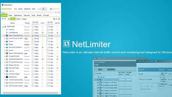 NetLimiter Serial Key Free Download