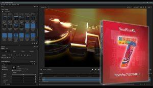 NewBlueFX Titler Crack Free Download