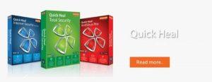Quick Heal Antivirus Crack Free Download