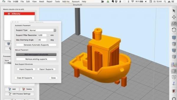 Simplify 3D Serial key Full Version