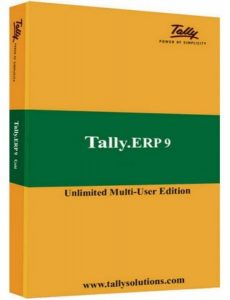 Tally ERP Crack Free Download