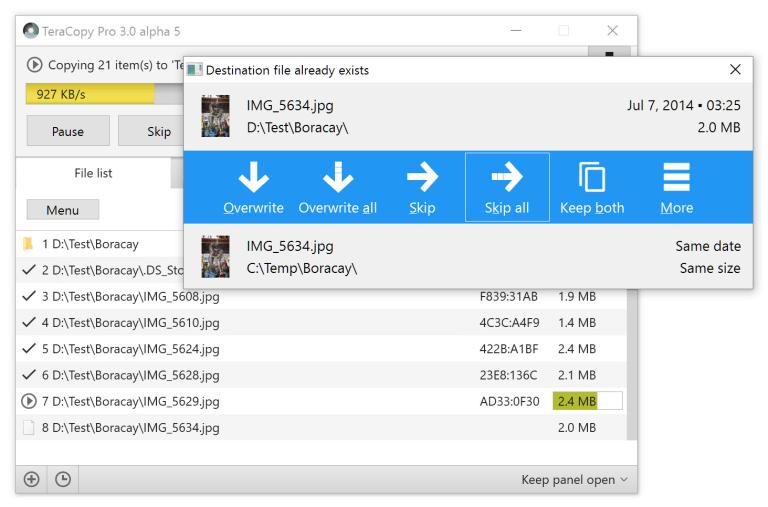 TeraCopy Serial Key Free Download