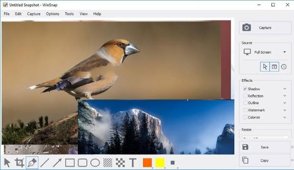 WinSnap Serial Key Free Download