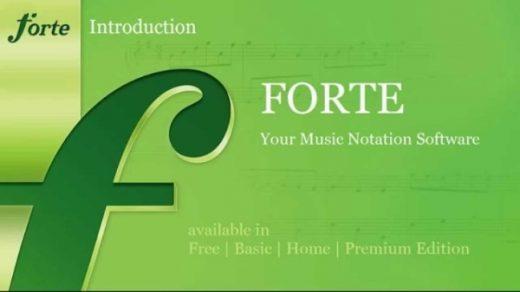 Forte-Notation-FORTE-Crack