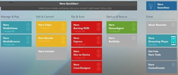 Nero Platinum Suite Serial Key Free Download