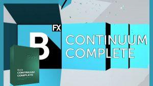 Boris FX Continuum Complete Crack