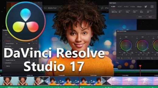 DaVinci Resolve Studio Crack